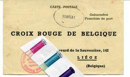 MILITARIA / CROIX ROUGE / STALAG / - Historical Documents