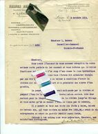 BASSE MEUSE / HOUTAIN SAINT SIMEON / POMPES / CENTRIFUGEUSE / LIEGE / USINE BEDUWE - Historical Documents