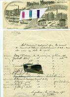 BASSE MEUSE / HERMALLE SOUS ARGENTEAU / ARGENTEAU / MOULIN MOUREAU / - Historical Documents