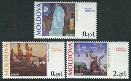 1995Moldova164-166Painting / Europa Cept12,00 € - 1995