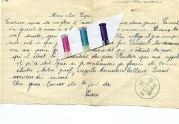 MILITARIA / BASSE MEUSE ??? / OFLAG / KRIEGSGEFANGEN  / - Historical Documents