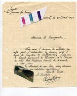 BASSE MEUSE / HACCOURT / JEUNESSE DES ROUGES / - Historical Documents
