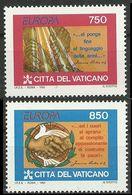1995Vatikan City1141-1142Europa Cept - 1995