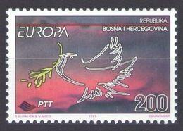 1995Bosnia Herzegovina24Europa CEPT - 1995