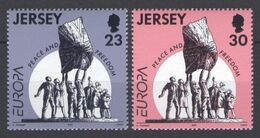 1995Jersey693-694Europa Cept - 1995