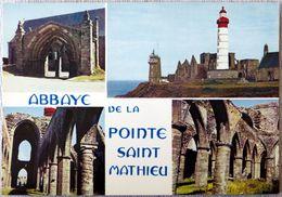 Pointe Saint Mathieu : Abbaye De La Pointe Saint Mathieu - Frankreich