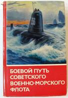 Russian Book Photo USSR NAVY Ship Cruiser Sea Submarine Sailor Gun Fleet Army - Unclassified