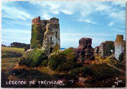 Le Chateau De Tremazan - Frankreich