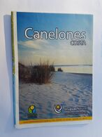 PLANO COSTA DE ORO, CANELONES, URUGUAY NATURAL - CARTE - MAP - Carte Stradali