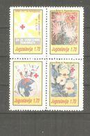 Yugoslavia - 1991. Red Cross, MNH - Beneficenza