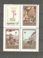 Yugoslavia - 1991. Red Cross II, MNH - Beneficenza