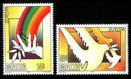1995Malta954-955Europa Cept4,00 € - 1995