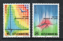 1995Luxembourg1368-1369Europa Cept - 1995
