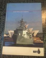 (Book - 4-8-2020) Australia - Royal Australian Navy (RAN) 2004  - 112 Page Book - 22 X 30 Cm - Weight 850 G - Eserciti  Stranieri