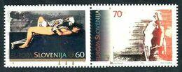 1995Slovenia110-111PaarEuropa Cept4,00 € - 1995