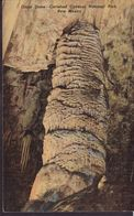 Postcard - USA - Circa 1940 - Giant Dome - Carlsbad Caverns National Park - Non Circulee - A1RR2 - Etats-Unis