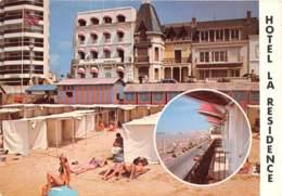 HOTEL DE LA RESIDENCE Centre Plage LES SABLES D OLONNE 3(scan Recto-verso) MA846 - Sables D'Olonne
