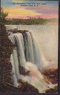 Postcard - USA - Circa 1940 - Horseshoe Falls From Goat Island - Niagara Falls - Non Circulee - A1RR2 - NY - New York