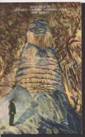 Postcard - USA - Circa 1940 - Rock Of Ages - Carlsbad Caverns National Park - A1RR2 - Etats-Unis