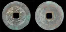 China Northern Song Dynasty Emperor Shen Zong Big AE 10-cash - Cina