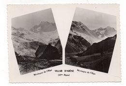 05 - VILLARS D'ARÈNE - Montagne De L'Alpe   (N2) - Sonstige Gemeinden