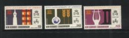 (stamp - 4-8-2020) New Hebrides Islands / Nouvelle Hébrides (Vanuatu) (mint Stamp) 3 Stamps (UNESCO) - Vanuatu (1980-...)