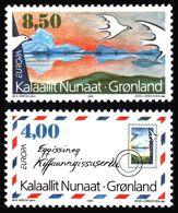 1995Greenland262-263Europa Cept6,00 € - 1995