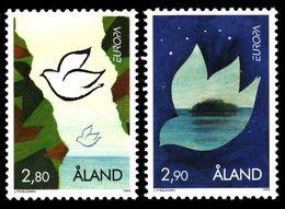 1995Aland100-101Europa Cept4,00 € - 1995