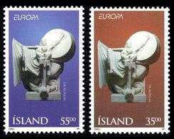 1995Iceland826-827Europa Cept - 1995