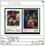Spanien - Spain - Espana - Espagne - Michel 4086-4087 - ** Mnh Neuf Postfris - - 1931-Heute: 2. Rep. - ... Juan Carlos I