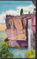 Postcard - USA - Circa 1940 - High Falls In Rock City Gardens Atop Lookout Mountain - Non Circulee - A1RR2 - Etats-Unis