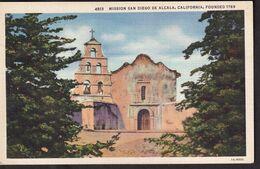Postcard - USA - Circa 1930 - Mission San Diego De Alcala - Non Circulee - A1RR2 - San Diego