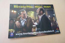 CARTE PUBLICITE NORD PAS DE CALAIS ....D. BOON - Non Classificati