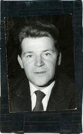 MICHEL DEBATISSE  Secretaire Général De La  FNSEA  En 1968 - Personnes Identifiées
