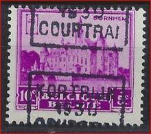 Zegel Nr. 308  Voorafstempeling Nr. 5969 KORTRIJK 1930 COURTRAI In  Positie  C   ; Staat Zie Scan ! - Precancels