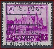 Zegel Nr. 308  Voorafstempeling Nr. 5969 KORTRIJK 1930 COURTRAI In  Positie  D   ; Staat Zie Scan ! - Precancels