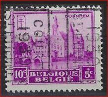Zegel Nr. 308 Voorafstempeling Nr. 5950 COURT - ST. ETIENNE 1930 In Positie B  ; Staat Zie Scan ! - Precancels