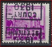 Zegel Nr. 308 Voorafstempeling Nr. 5950 COURT - ST. ETIENNE 1930 In Positie D  ; Staat Zie Scan ! - Precancels