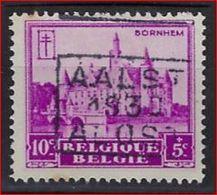 Zegel Nr. 308  Voorafstempeling Nr. 5937 AALST 1930 ALOST  In Positie  C ; Staat Zie Scan ! Inzet Aan 3,5 € ! - Precancels