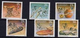 Zimbabwe - UMM Cultural Artifacts 1990 - Zimbabwe (1980-...)