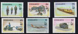 Zimbabwe - UMM Transport 1990 - Zimbabwe (1980-...)