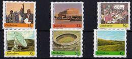 Zimbabwe - UMM 10th Anniversary Independence 1990 - Zimbabwe (1980-...)
