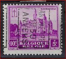 Zegel Nr. 308  Voorafstempeling Nr. 5938 ANVERS 1930  Positie B ; Staat Zie Scan ! Inzet Aan 3,5 € ! - Precancels
