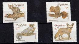 Zimbabwe - UMM Small Mammals 1991 - Zimbabwe (1980-...)
