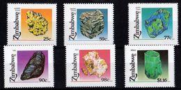 Zimbabwe - UMM Minerals 1993 - Zimbabwe (1980-...)