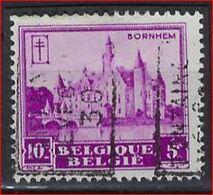 Zegel Nr. 308  Voorafstempeling Nr. 5955 FONTAINE L'EVEQUE 1930 In  Positie A ; Staat Zie Scan ! - Precancels