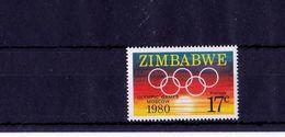 Zimbabwe - UMM Olympics 1980 - Zimbabwe (1980-...)