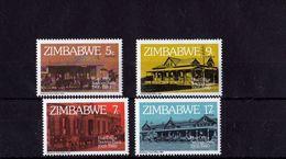 Zimbabwe - UMM 75th Anniversary P/Office Savings Bank 1980 - Zimbabwe (1980-...)