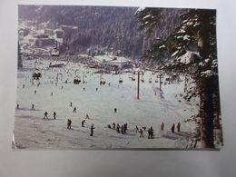 LA BRESSE HOHNECK Téléski De Vologne Le Slalom Et Belle Hutte - Francia