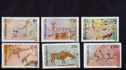 Zimbabwe - UMM Rock Paintings 1982 - Zimbabwe (1980-...)